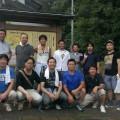 町田青年会議所メンバーと鎌倉古道を歩きました