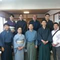 ベロニカ苑のお茶会に町田青年会議所理事長として参加