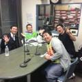 FM相模にラジオ出演
